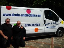 Blocked drains West Wickham
